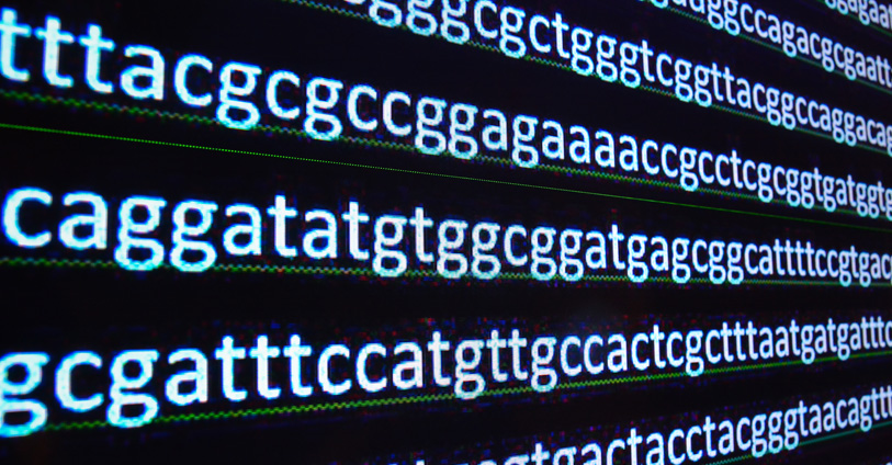 gene sequencing character string