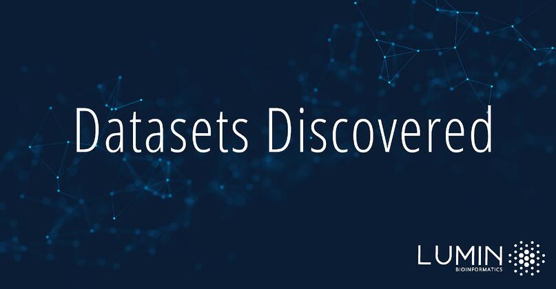 Lumin Bioinformatics DLBCL Datasets Discovered